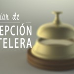 Auxiliar recepcion hotelera