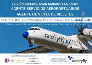CURSO DOBLE AEROPORTUARIO 2018 - GC Y La Palma