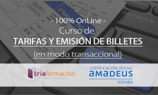 Curso Amadeus Emision Billetes criptico