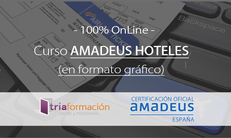Curso Amadeus HOTELES