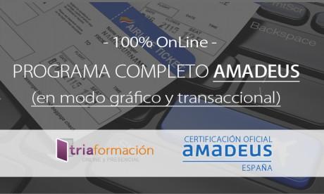 Curso Amadeus Programa Completo