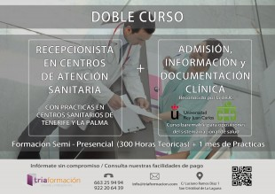 Curos Recepcion Clinica