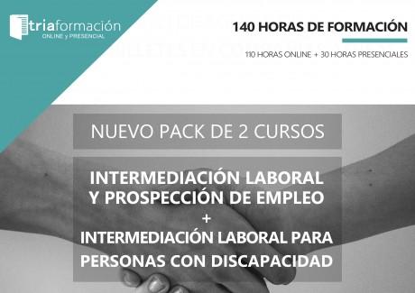 Intermediación Laboral discapacidad.