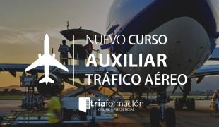 Curso AUXILIAR TRAFICO AEREO CANARIAS