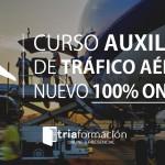 Curso AUXILIAR TRAFICO AEREO ONLINE